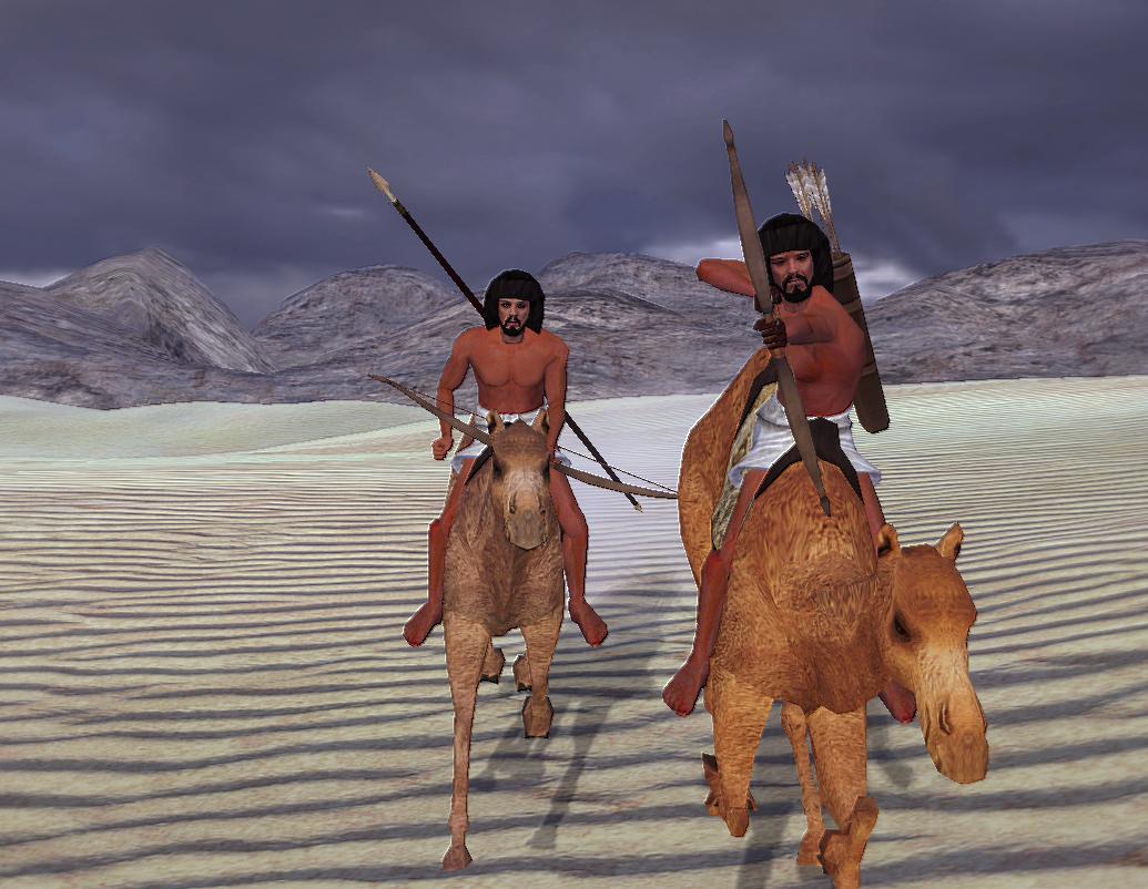 Mod Camel archer