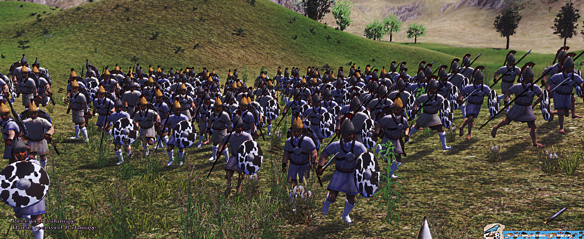 Neo Hittite armyoutlaws