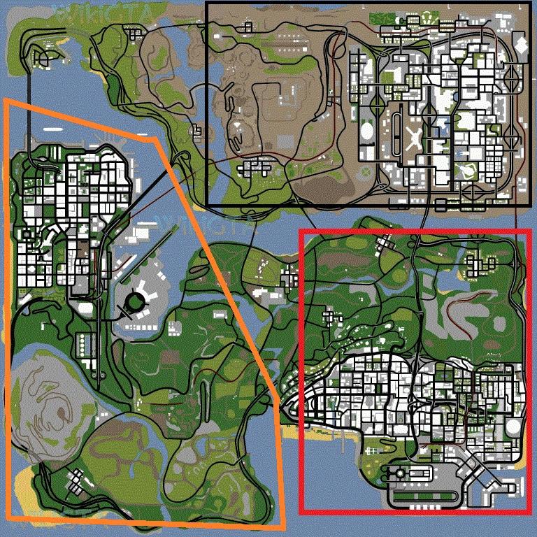 GTA Syria Mod for Grand Theft Auto: San Andreas - Mod DB