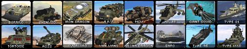 New China Tank