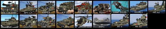 New VN Tank
