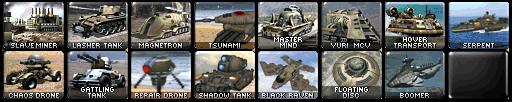 New Yuri Tank