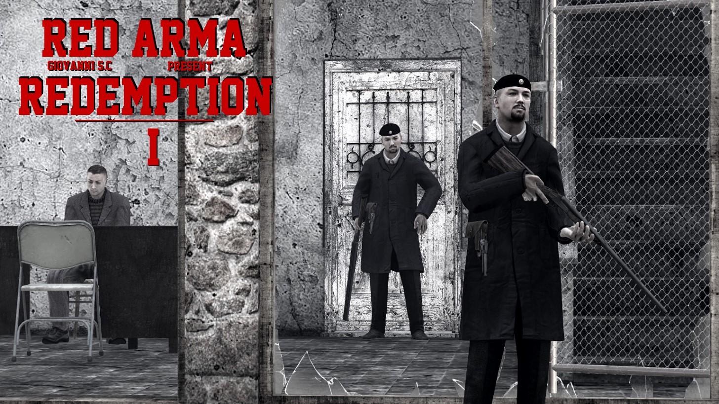 RedArmARedemption19