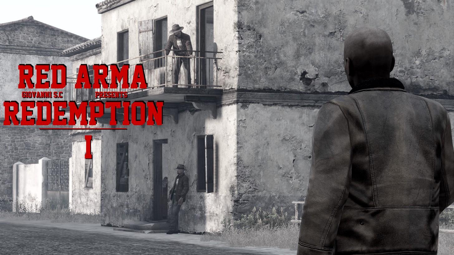 RedArmARedemption21