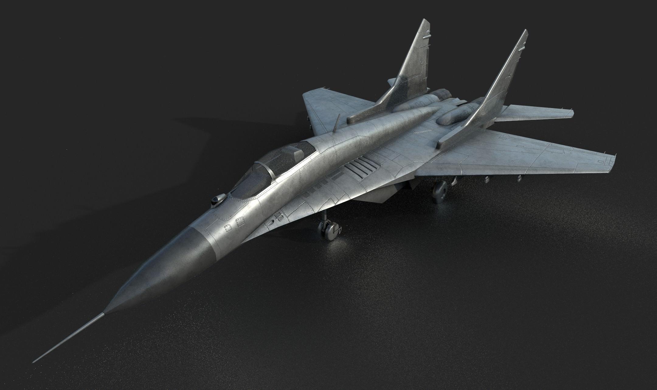 Soviet MiG-29 1