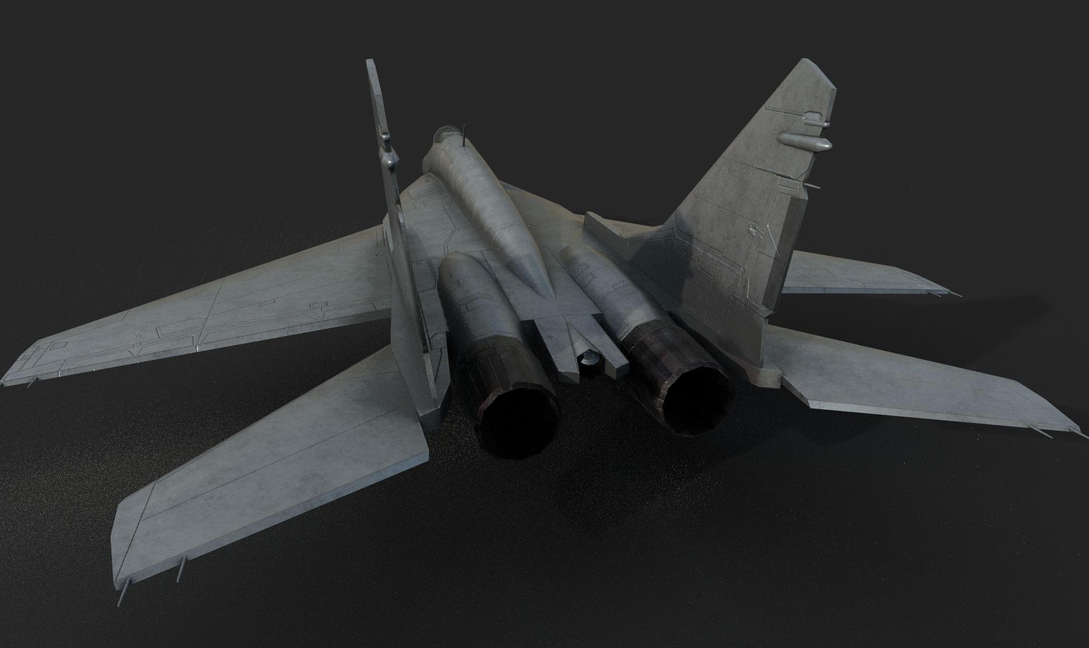 Soviet MiG-29 3