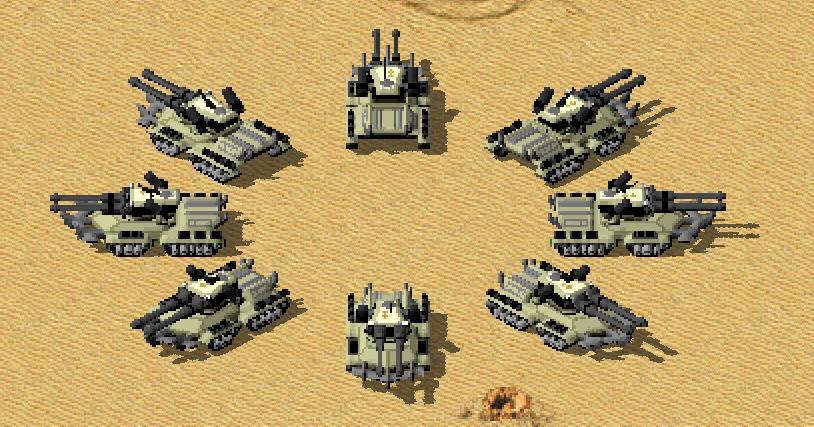 RV Apocalypse Tank