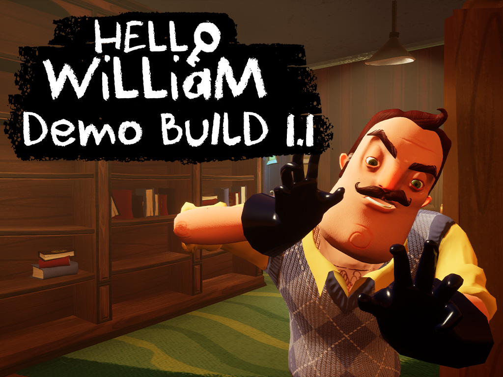 Hello William Demo Build 1 1 Ico