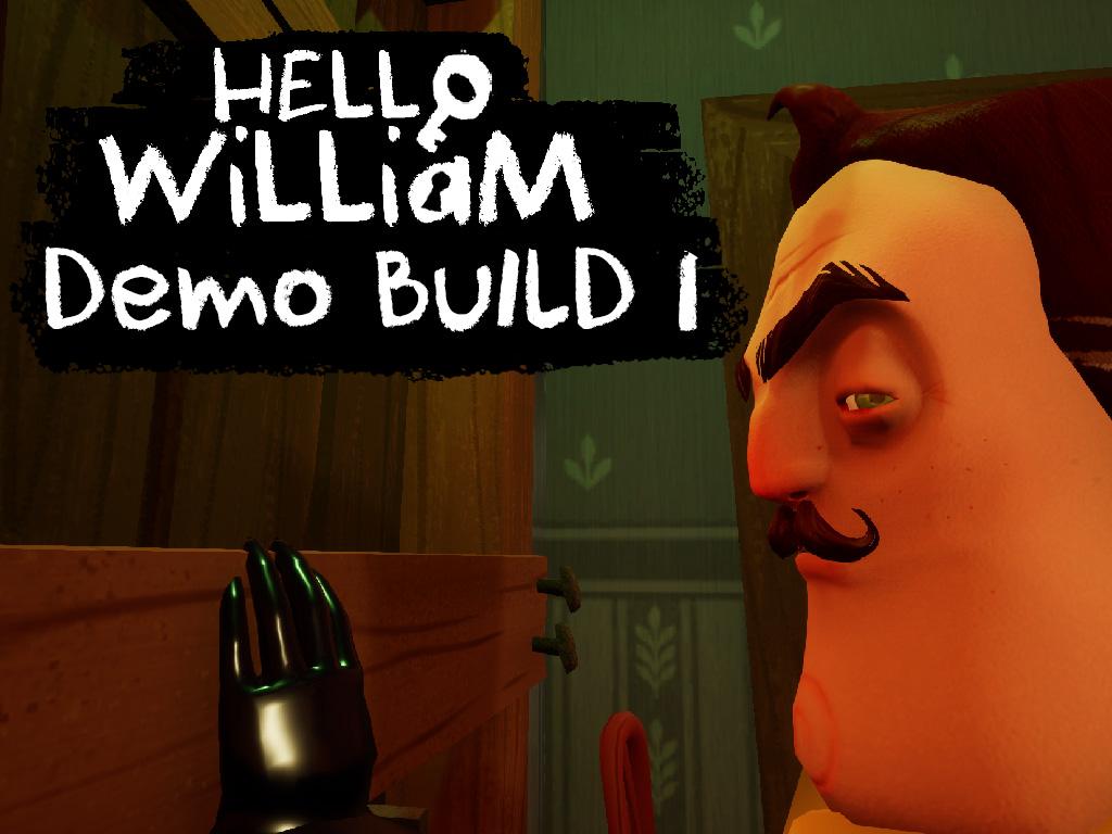 Hello William Demo Build 1 Icon
