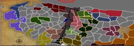 Turn 2 Situation in Eriador
