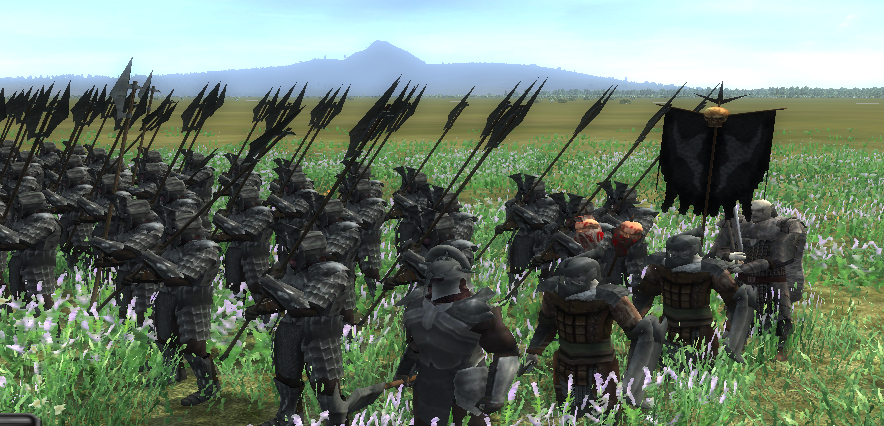 Gundabad Guard (BG) - unit from Reforged
