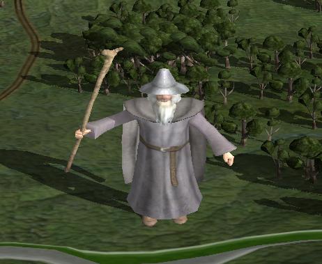 script gandalf