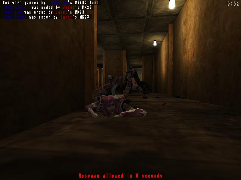 Janet True Combat (Quake 3 mod)
