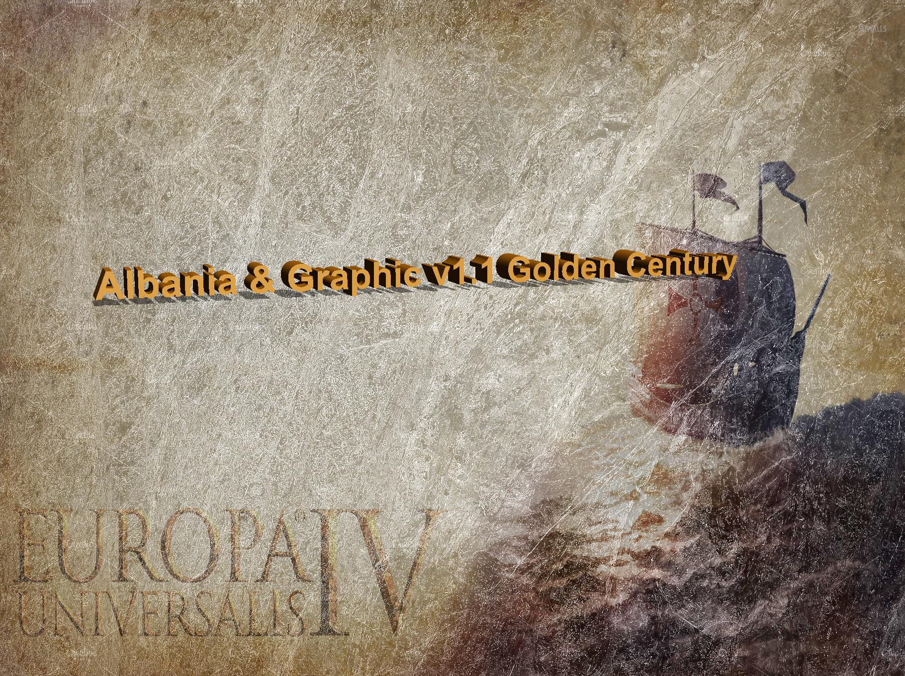 Albania & Graphic For Eu4 v1 28 🔥 mod for Europa Universalis IV