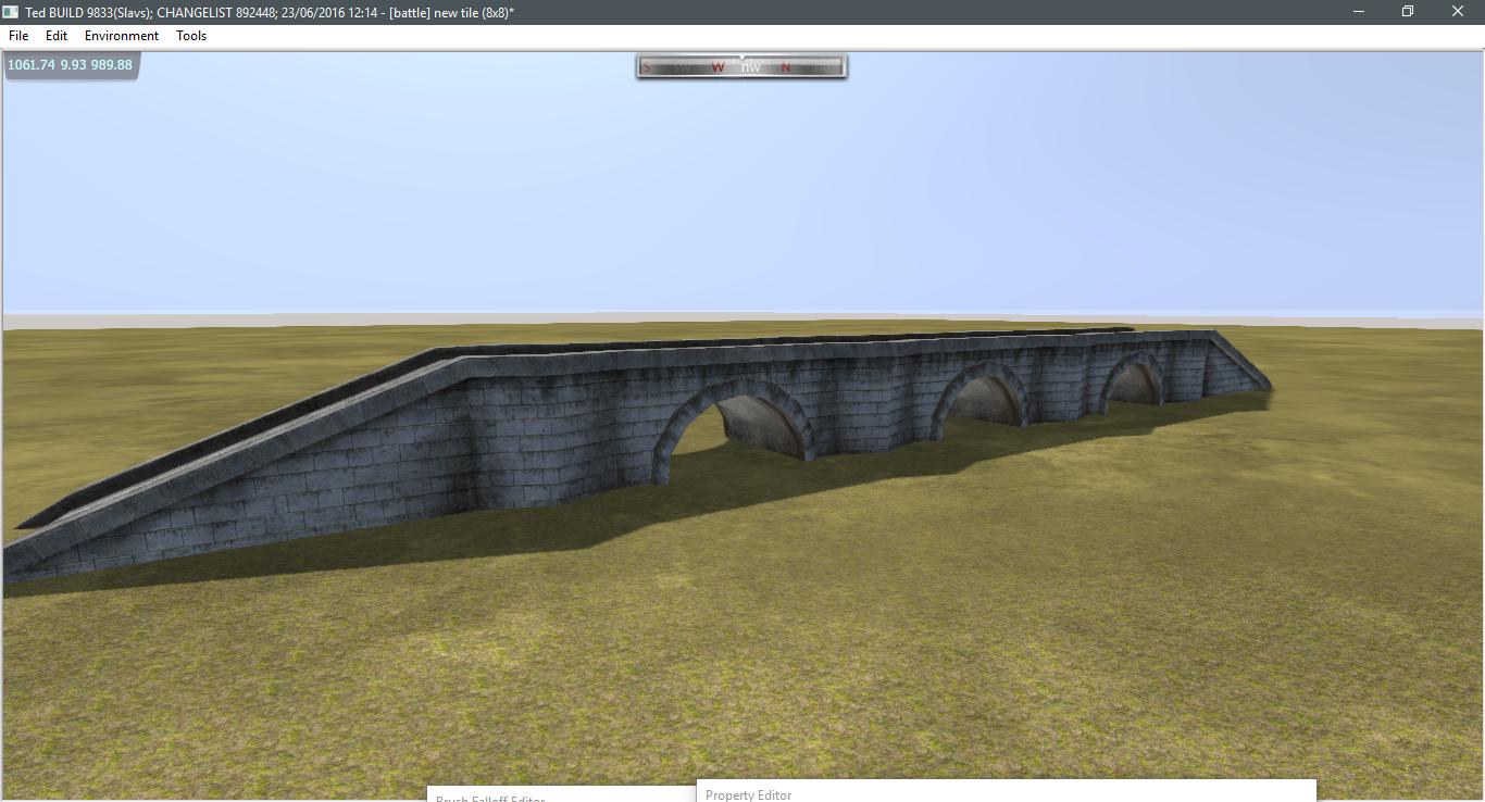 Gondorian Bridge