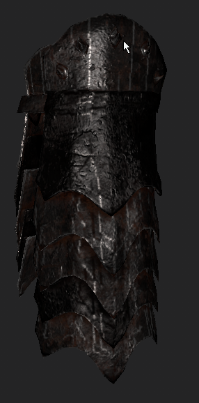 New Tier 2 Orc Greaves