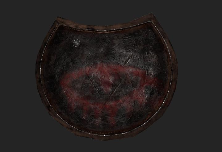 Tier 2 Orc Warrior Shield
