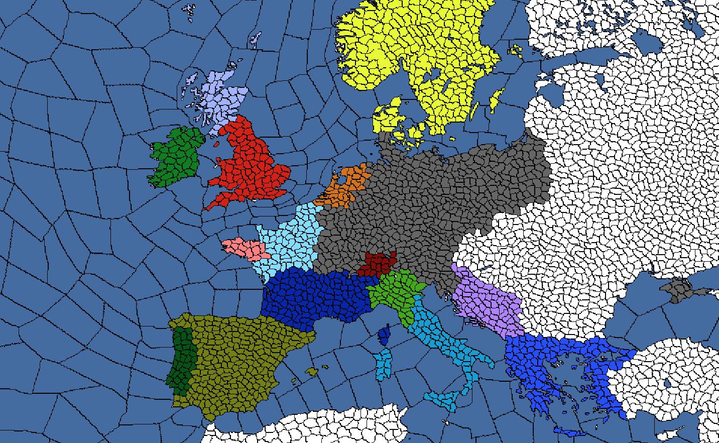 Dev Diary #00 - Europe Sneak Peek