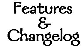 Features & Changelog