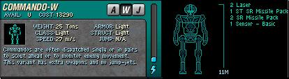 001 CommandoW