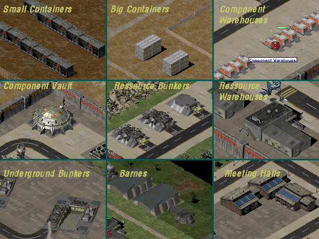 001 Salvage Buildings Guide