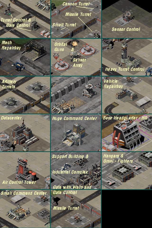 002 Base Buildings Chart Alpha