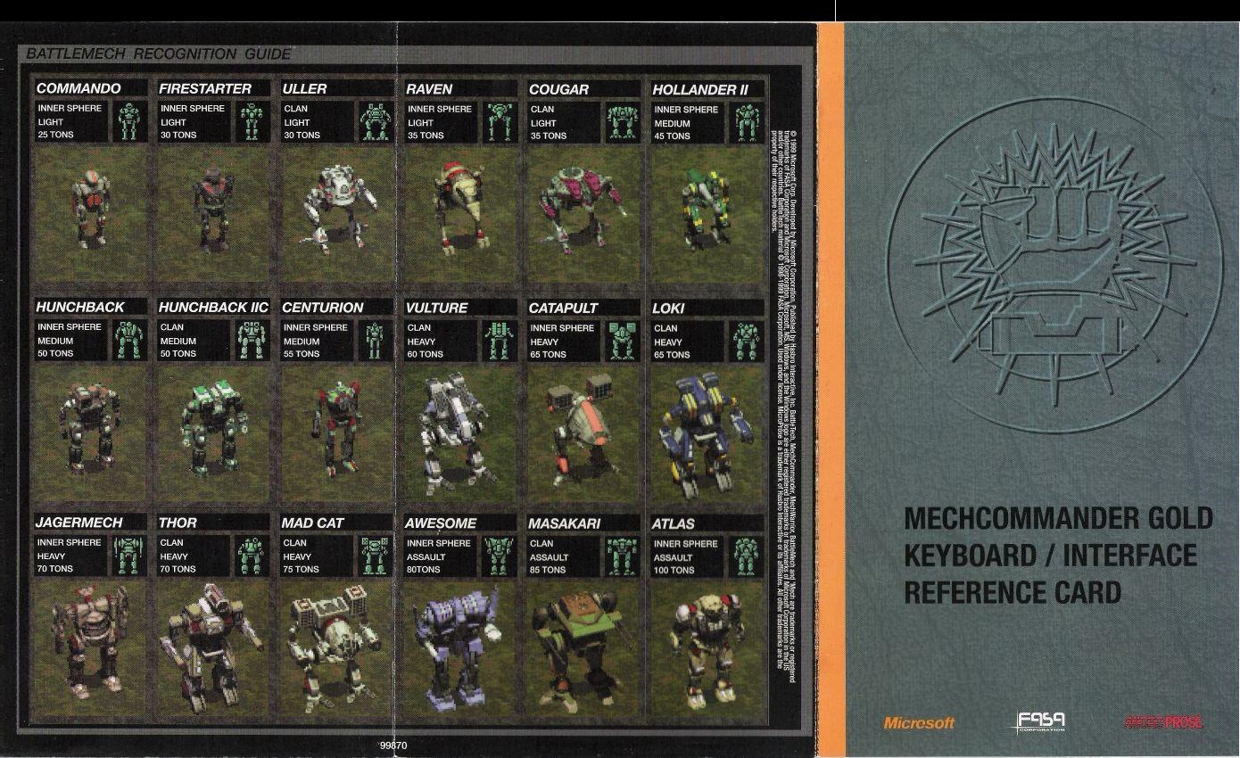 MCG Mechs complete