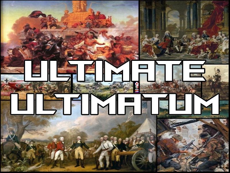 Ultimate Ultimatum logo