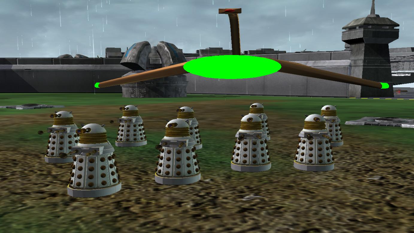 hostiles aliens