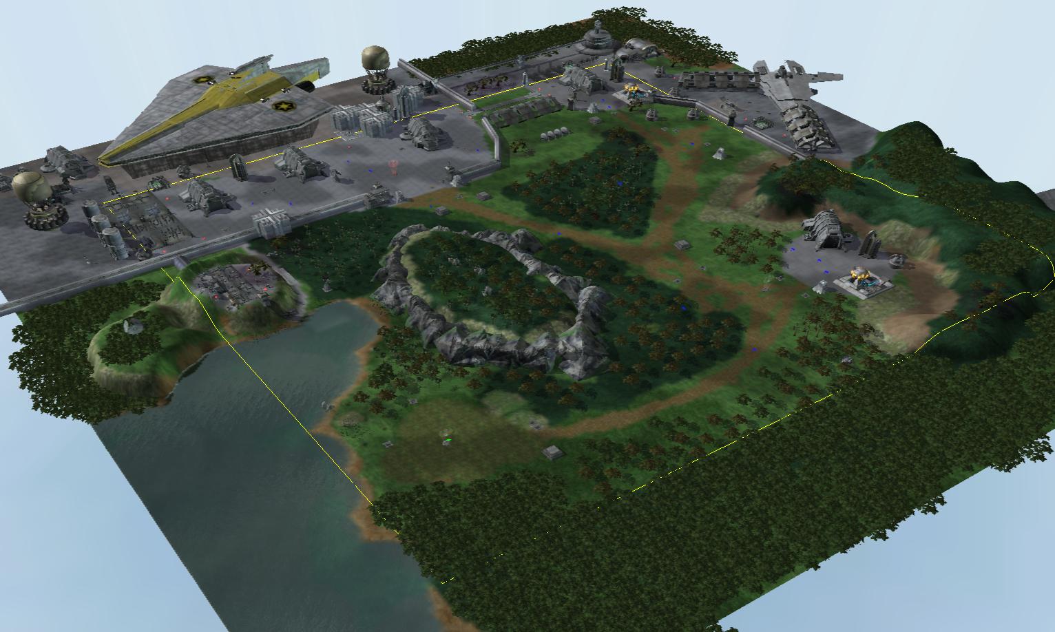 Yaga Minor New Map