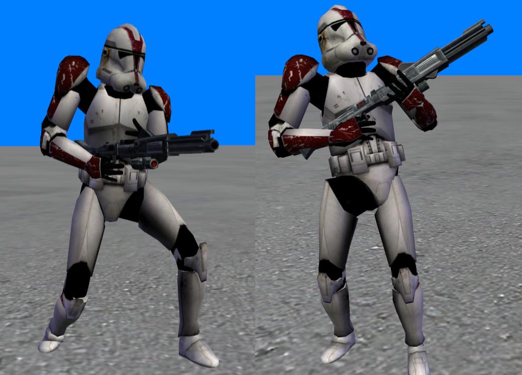 z spaarti clone trooper
