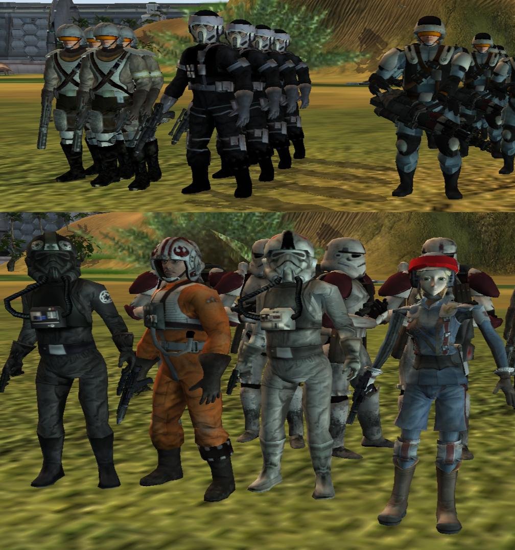 new infantry 1