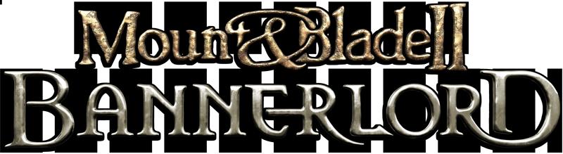 Mount Blade II Bannerlord logo
