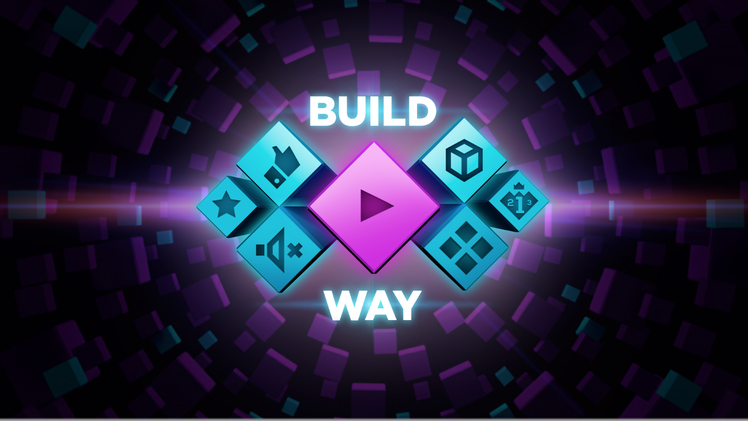 Cube runner&& try the games play