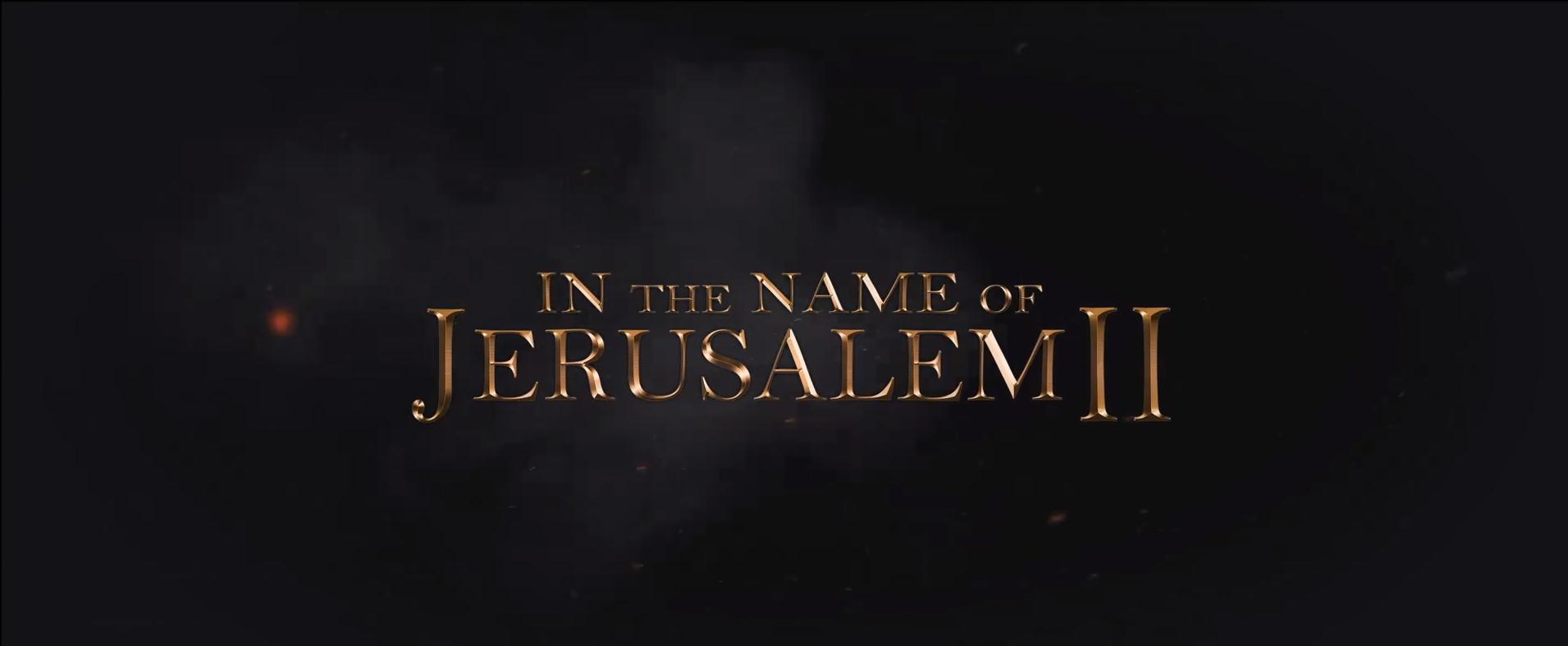 [SP] In the name of Jerusalem 2 Image