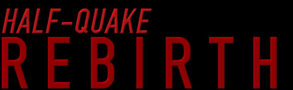 halfquake rebirth logo