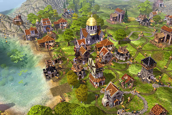 The Settlers 2 - 10th Anniversary