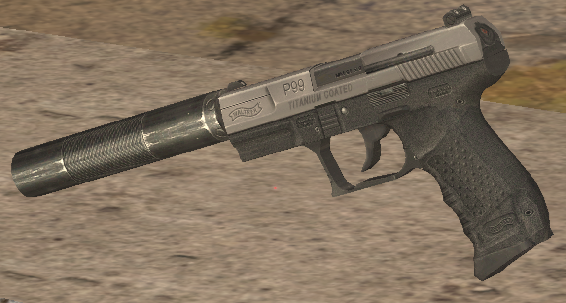 Clear Sky Playable — Walther P99 Reworked news - Mod DB