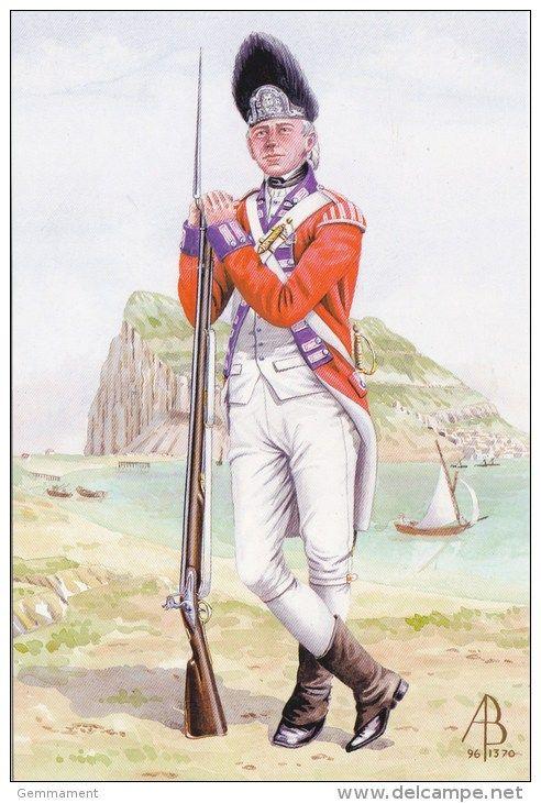 56th Regiment of Foot Gibraltar