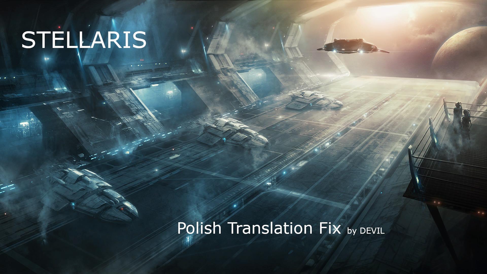 Polish Translation Fix
