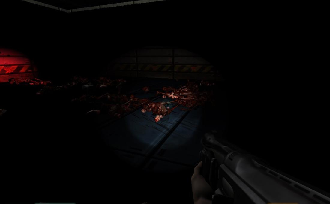 Doom3 new update corps not disap