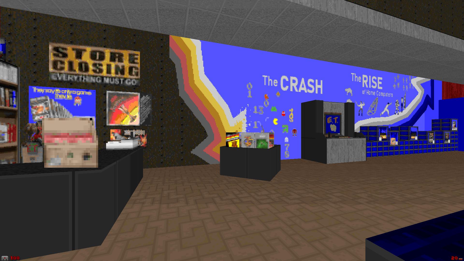 Screenshot Doom 20200730 114926