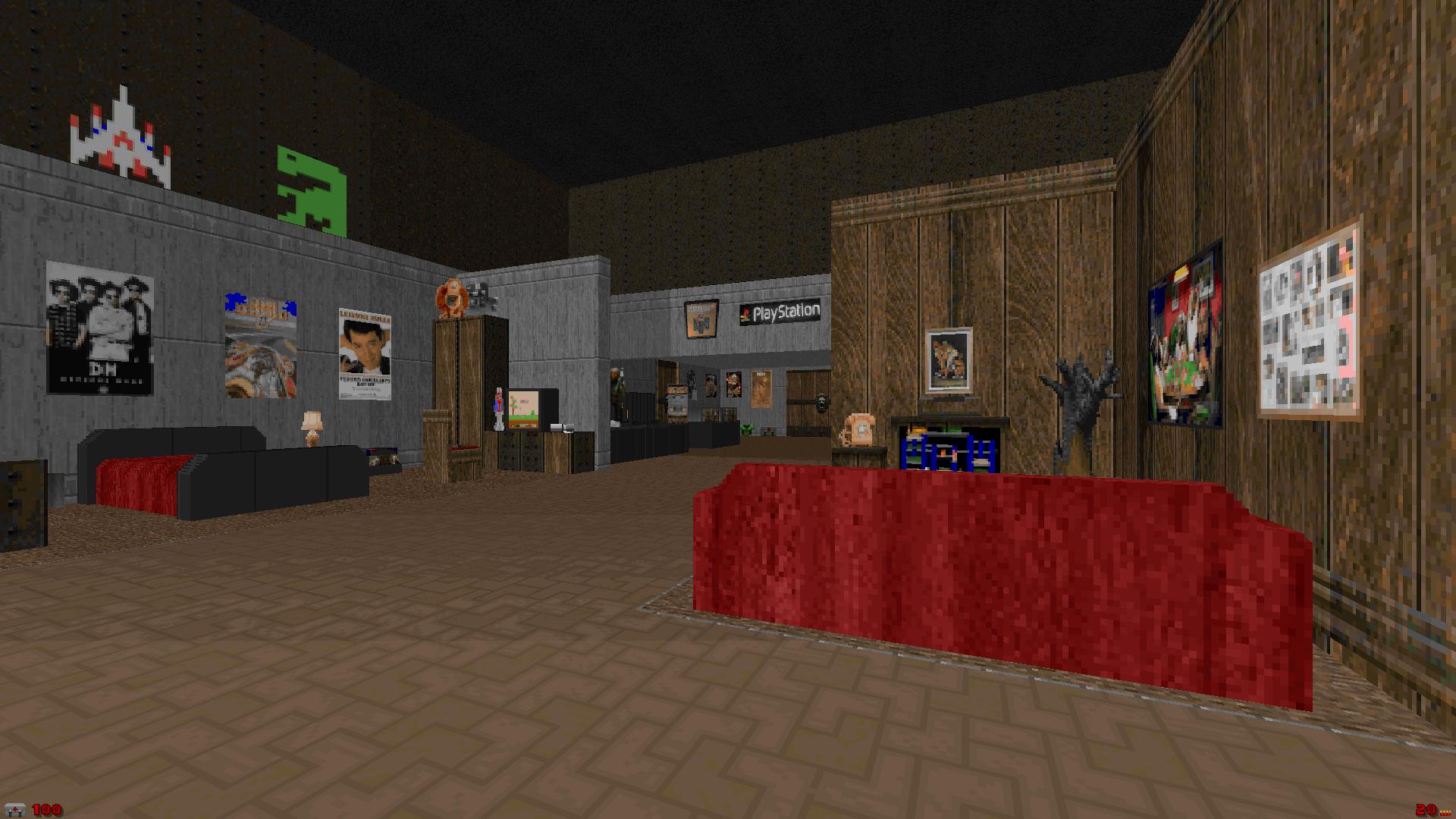 Screenshot Doom 20200730 115338