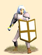 Saradominist Swordsman