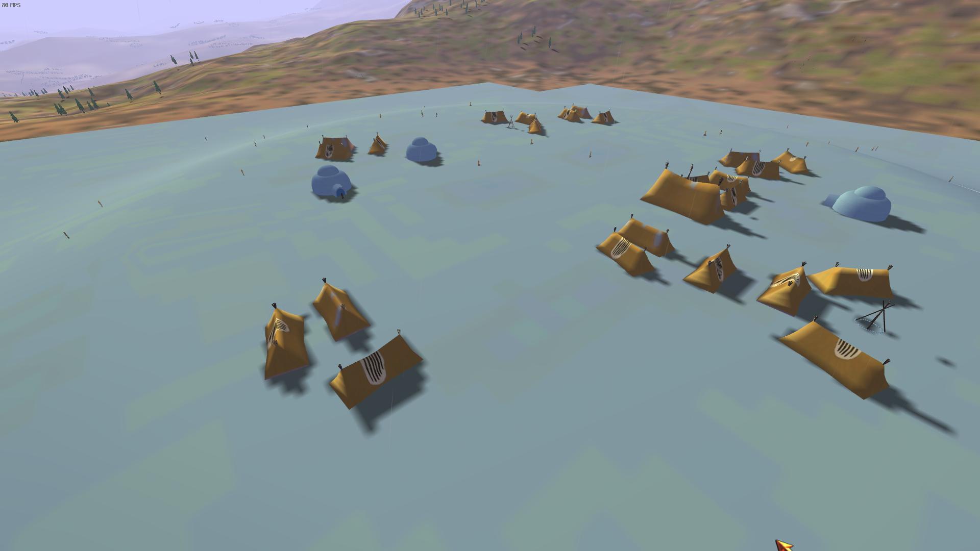Water Tribe Village