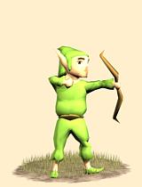 gnome archer