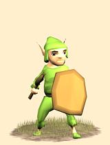 gnome axe