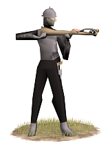 vampyre crossbowman