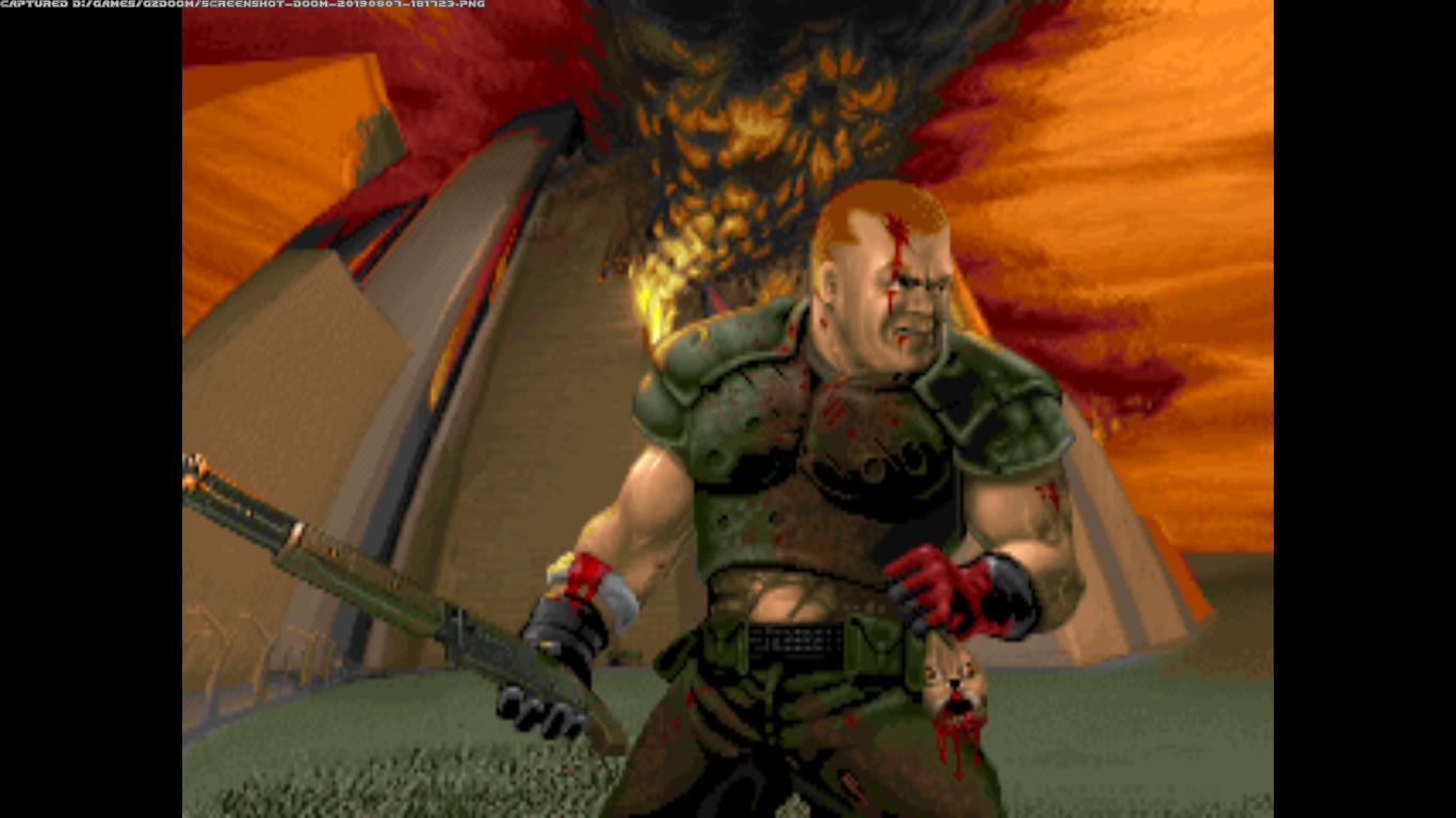 Screenshot Doom 20190807 181728