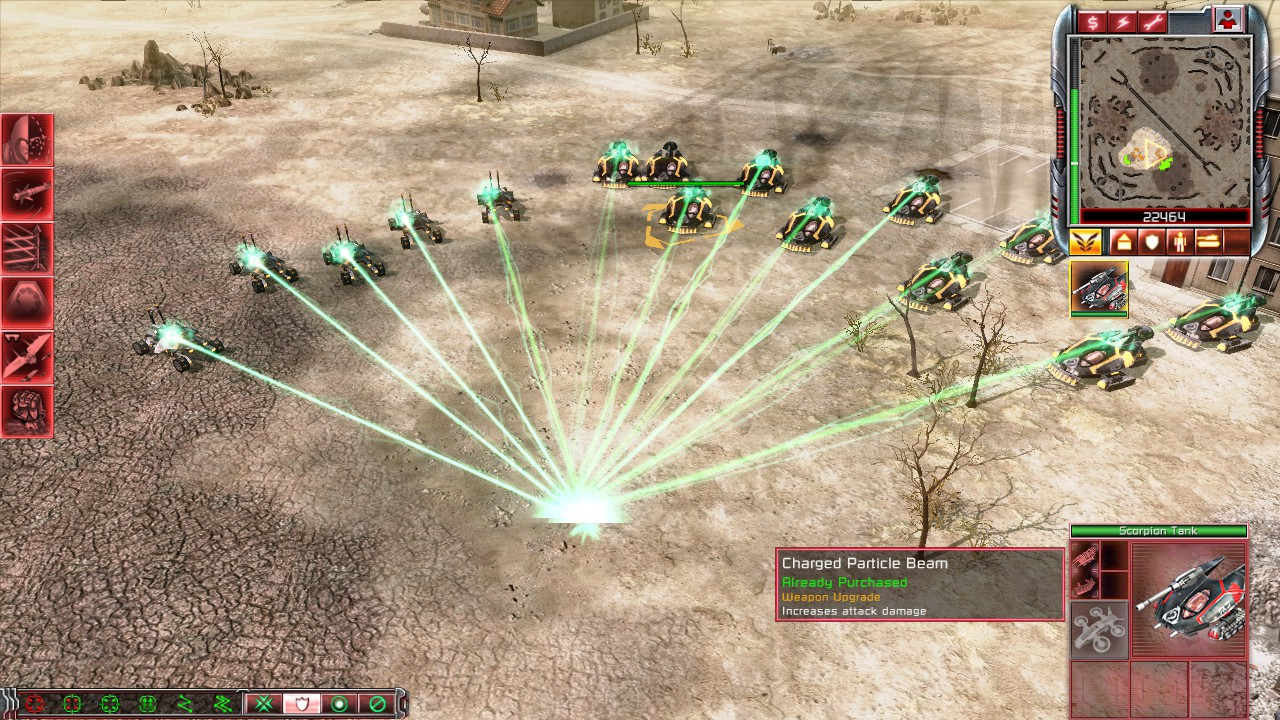 Progression being made news - Tiberium Insanity mod for